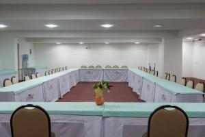 Monte Serrat Hotel, Hotels  Santos - big - 54