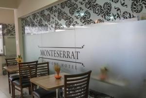 Monte Serrat Hotel, Hotel  Santos - big - 55