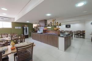 Monte Serrat Hotel, Hotel  Santos - big - 59