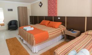 Monte Serrat Hotel, Hotel  Santos - big - 62