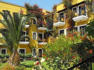 Meldi Hotel, Hotely  Kalkan - big - 21