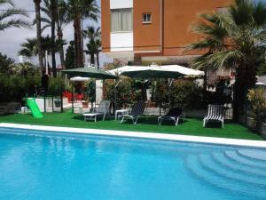 Apartamentos Ocaña, Apartments  Cala de Finestrat - big - 37