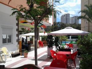 Apartamentos Ocaña, Apartments  Cala de Finestrat - big - 40