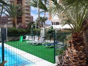 Apartamentos Ocaña, Apartments  Cala de Finestrat - big - 42