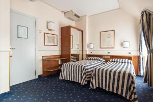 Hotel Flora, Отели  Милан - big - 22