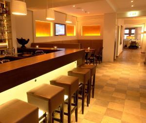 Hotel Kokenhof, Отели  Гроссбургведель - big - 8