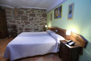 Hotel Rústico Casa Franco, Case di campagna  Adelán - big - 5