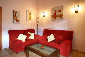 Hotel Rústico Casa Franco, Case di campagna  Adelán - big - 14