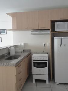 VIP Beira Mar Residence, Aparthotely  Fortaleza - big - 7