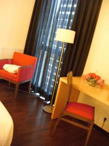 Balneario Elgorriaga, Hotely  Elgorriaga - big - 9