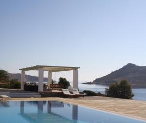 Onar Patmos, Apartmány  Grikos - big - 74