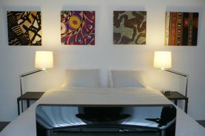 1ベッドルーム アパートメント
