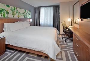 Hilton Garden Inn Central Park South, Hotely  New York - big - 18