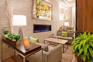 Hilton Garden Inn Central Park South, Hotely  New York - big - 33