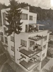 Hotel Radun, Szállodák  Luhačovice - big - 14