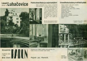 Hotel Radun, Szállodák  Luhačovice - big - 44