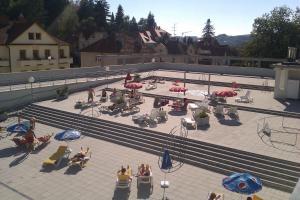 Hotel Radun, Szállodák  Luhačovice - big - 3