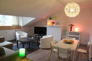 Liège flats, Apartments  Liège - big - 62