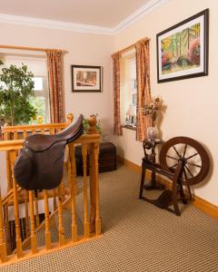 Gorteen Farmhouse Bed and Breakfast, Bed and breakfasts  Tulla - big - 4