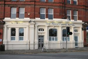 Penny Lane Hotel, Hotels  Liverpool - big - 20