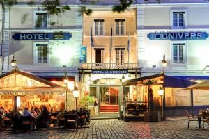 Hotel De L'univers, Hotels  Saint Malo - big - 1