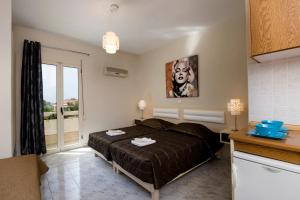Axos, Отели  Платанес - big - 13