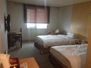 Changwon Hotel, Szállodák  Cshangvon - big - 2
