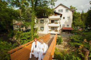 Solehotel Winterberg, Hotels  Bad Harzburg - big - 23