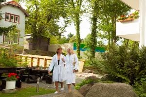 Solehotel Winterberg, Hotels  Bad Harzburg - big - 32