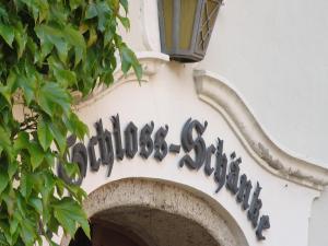 Hotel Garni Schloss Schänke