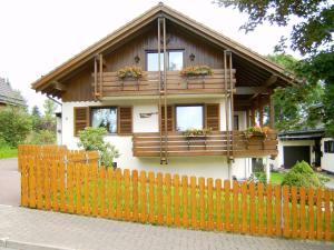 Ferienwohnung Tannhäuser, Apartmány  Braunlage - big - 17