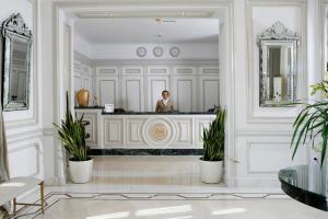 Thermae Sylla Spa & Wellness Hotel, Rezorty  Loutra Edipsou - big - 46