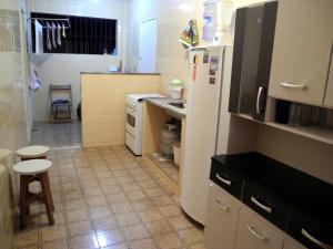 Blue Marlin Apartment, Appartamenti  Guarapari - big - 22