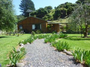 Aotea Lodge Great Barrier, Lodges  Tryphena - big - 36