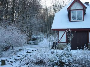 B&B Le Bois Dormant, Bed & Breakfast  Spa - big - 11