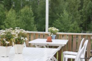 Tyforsgården, Апартаменты  Mjölnartorpet - big - 28