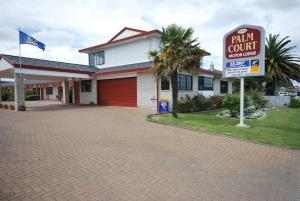 BKs Palm Court Motor Lodge