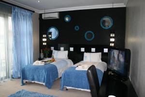 Standard-dobbelt-/2-personersværelse