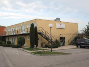 Top Motel, Hotely  Istres - big - 18