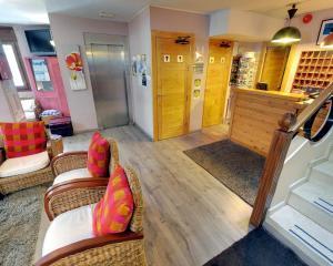 Hotel Mila, Hotel  Encamp - big - 59