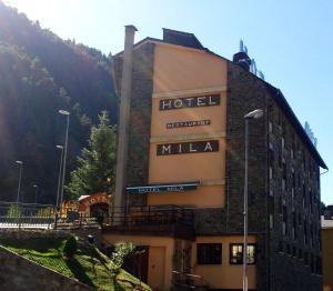 Hotel Mila, Hotel  Encamp - big - 60