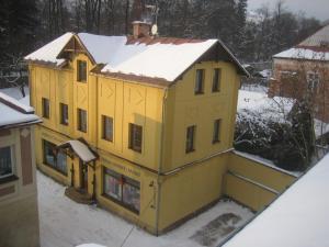 Apartmány Vrchlabí