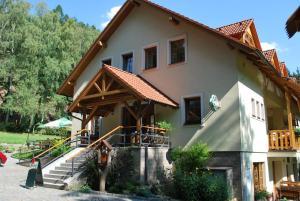 Penzión Hotel Polanka Bor u Skutče Česko