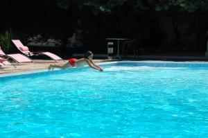 Citotel Le Mirage, Hotely  Istres - big - 45