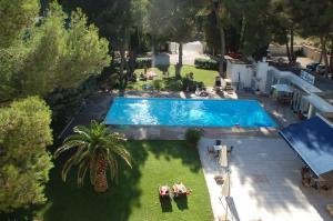 Citotel Le Mirage, Hotely  Istres - big - 44