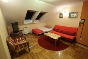 Apartments & Rooms Vienna, Affittacamere  Osijek - big - 6