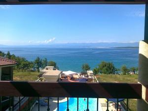Blue Waves Resort, Hotels  Malinska - big - 41