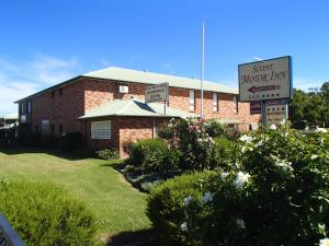 Scone Motor Inn & Apartments, Motely  Scone - big - 1