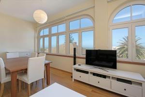 Апартаменты с 2 спальнями и видом на море