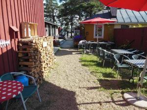 Hotel & Cafe Lanterna, Szállodák  Nauvo - big - 26